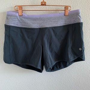 Lululemon Speed Shorts   8